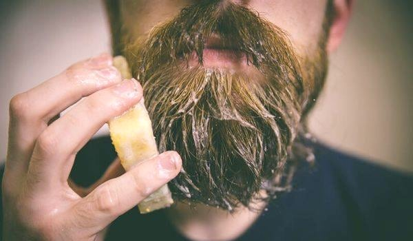 Recette naturelle shampoing barbe