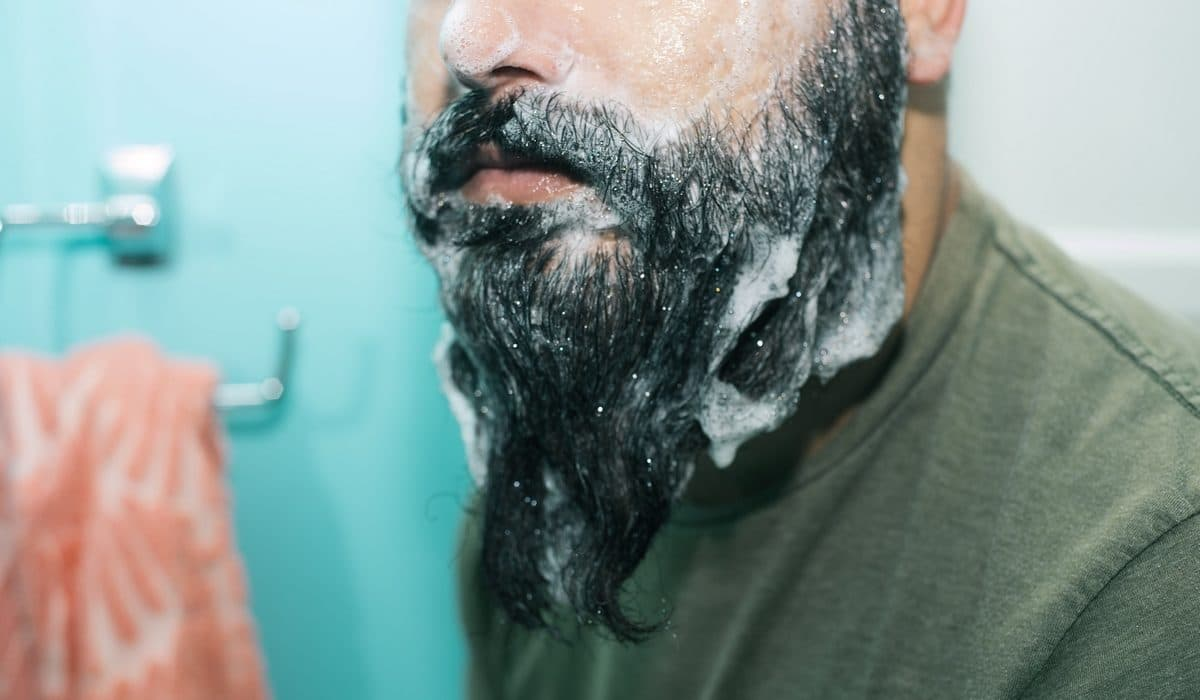 Recettes shampoing barbe maison