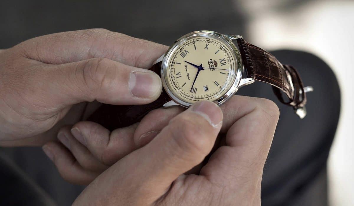 Choisir montre homme mécanique