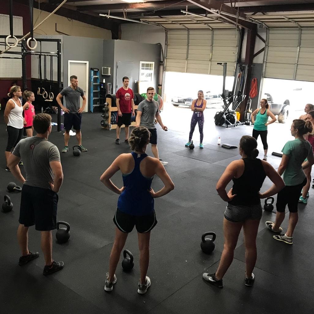 Débuter CrossFit séance programme