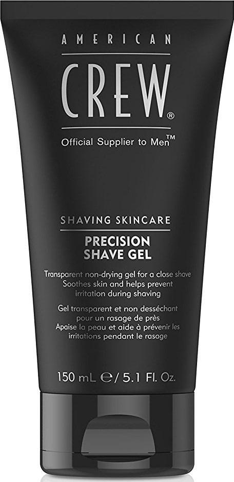 Indispensable barbe Gel rasage transparent American Crew