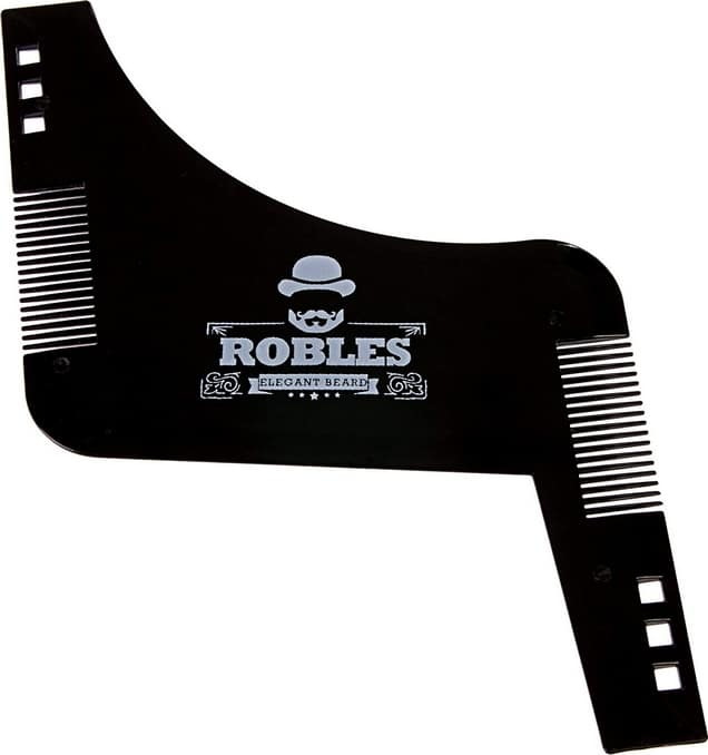 Indispensable barbe Guide coupe Pochoir Robles