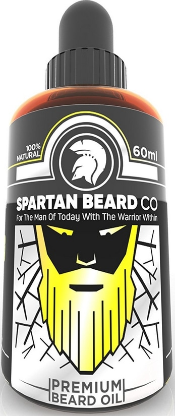 Indispensable barbe Huile Spartan Beard