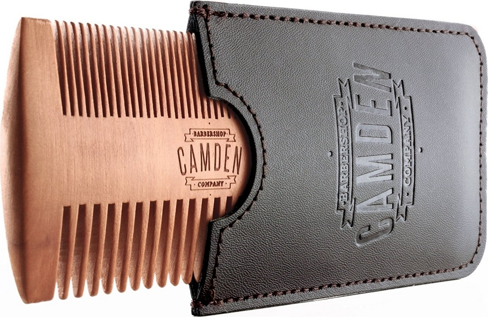 Indispensable barbe Peigne Camden