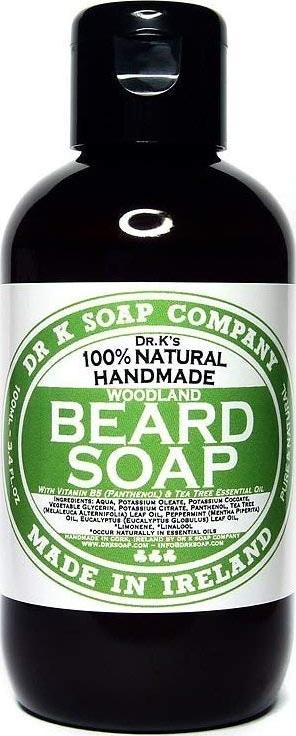 Indispensable barbe Shampoing Dr K Soap