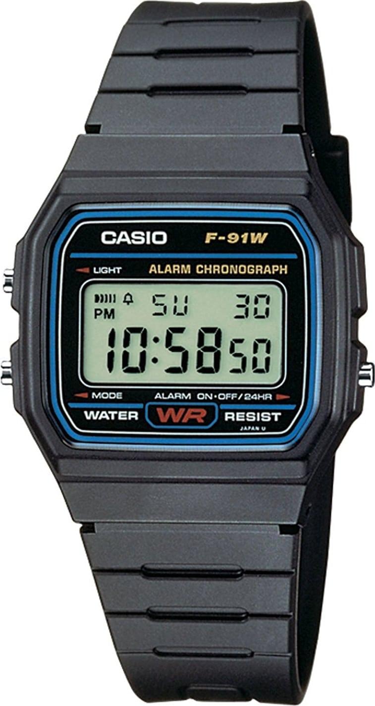 Montre Casio F 91W
