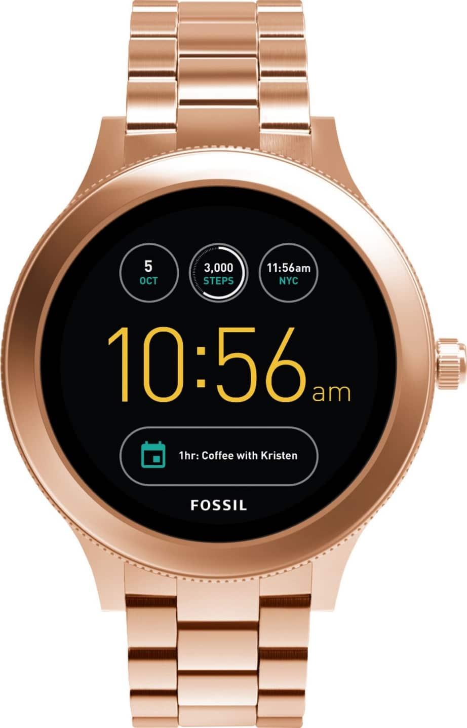 Montre Fossil Q Venture FTW6000