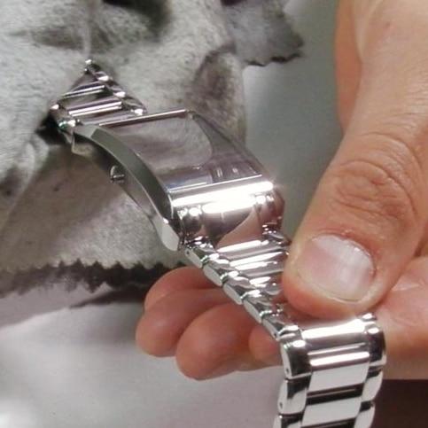 Nettoyer montre bracelet