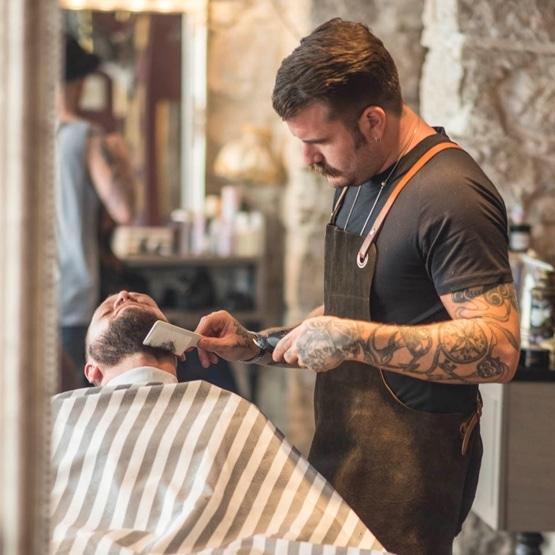 Ouvrir barber shop budget