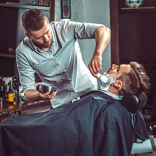 Ouvrir barber shop