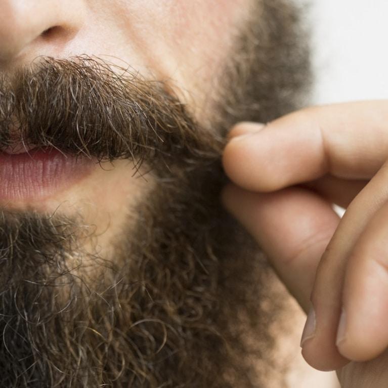 Produit soin barbe baume