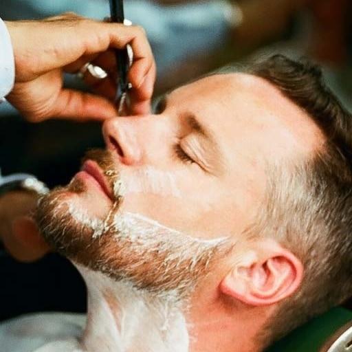 Produit soin barbe rasoir