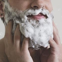 Produit soin barbe shampoing