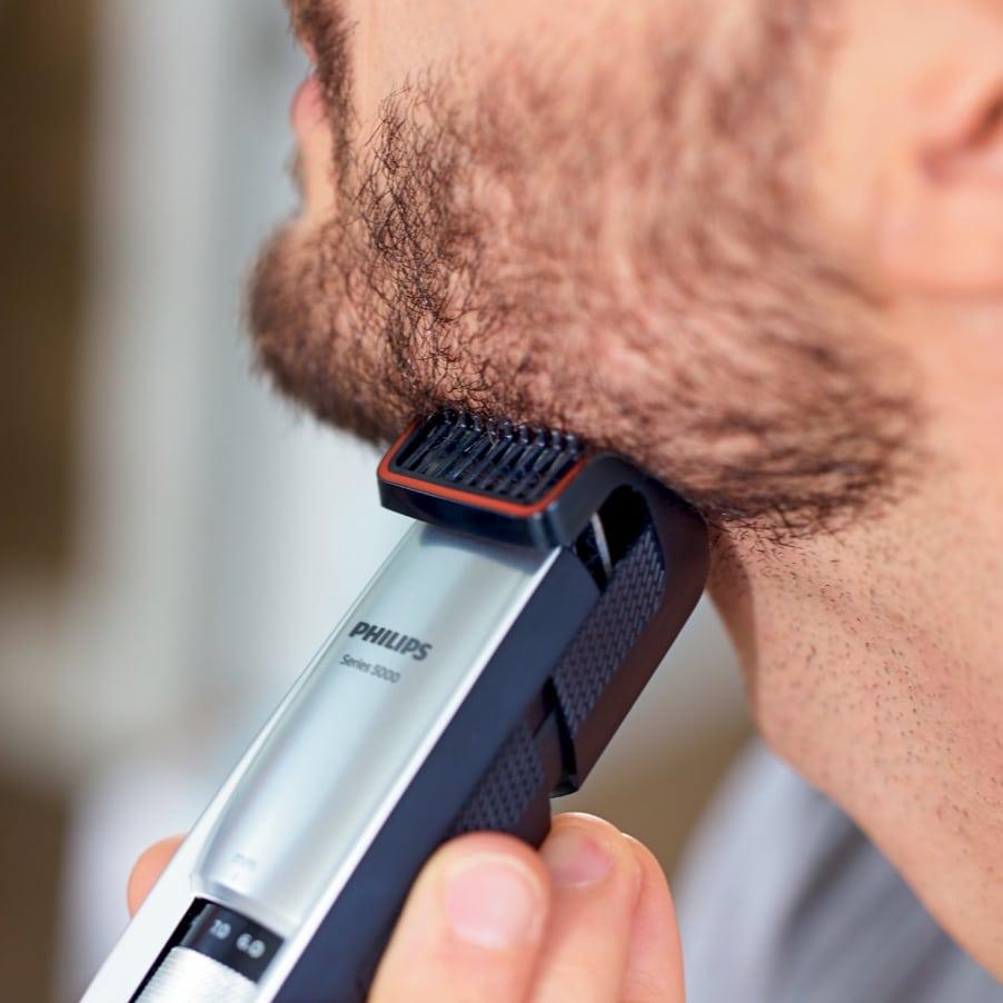 Produit soin barbe tondeuse