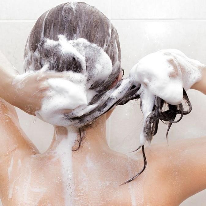 Shampoing après lissage brésilien