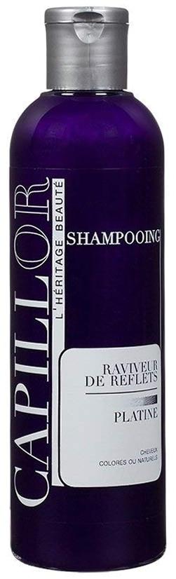 Shampoing bleu déjaunissant Capillor Raviveur de reflets