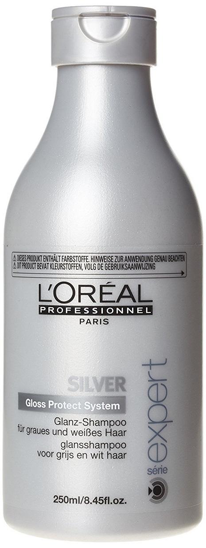 Shampoing bleu déjaunissant L'Oréal Professionnel Expert Silver