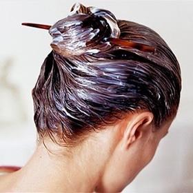 Shampoing coloration végétale entretien