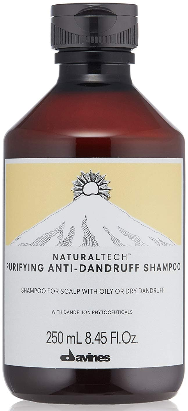 Soin dermite séborrhéique Shampoing Davines NaturalTech Purifying Shampoo