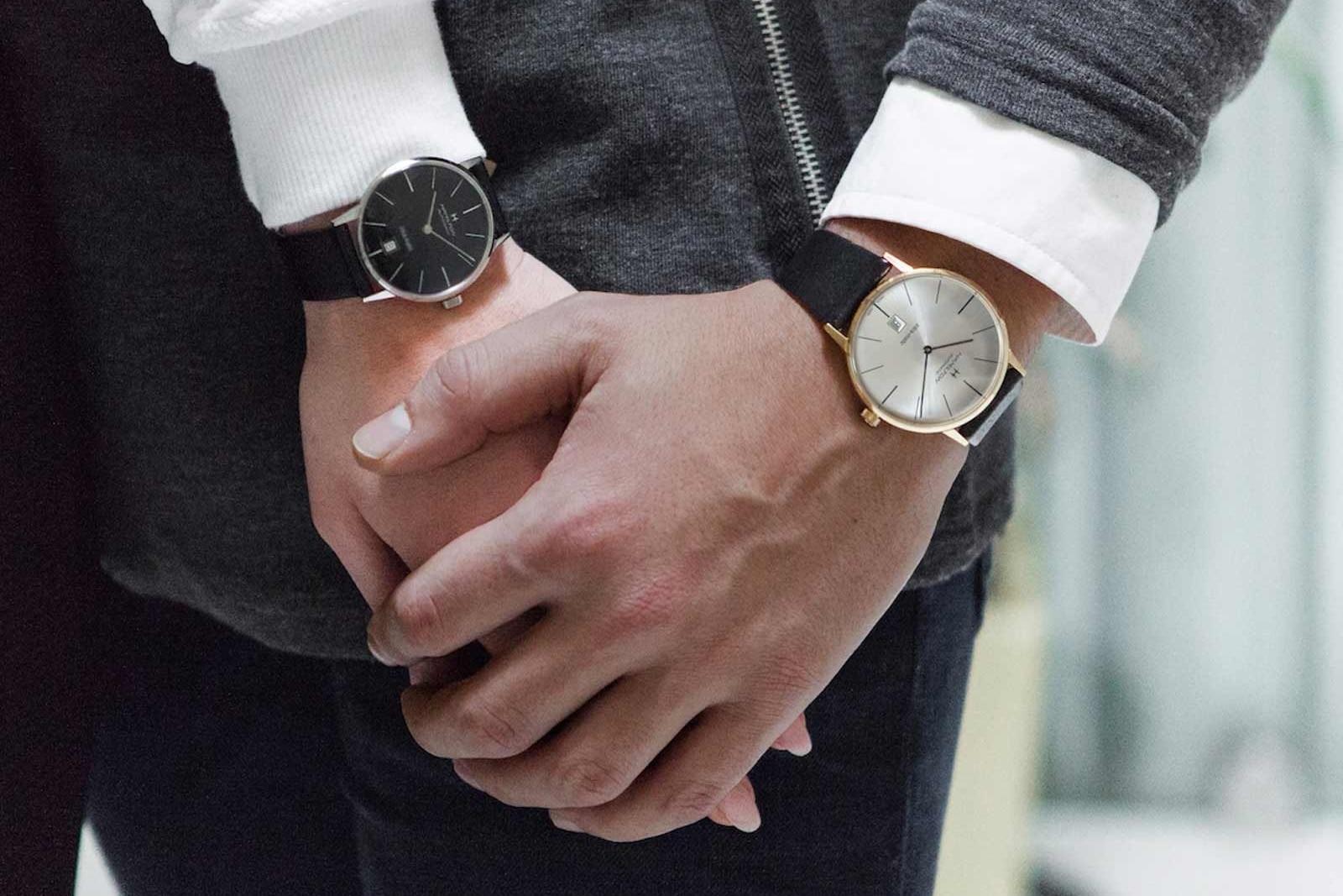 quelle taille de montre pour mon poignet. Black Bedroom Furniture Sets. Home Design Ideas