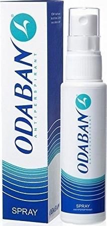 Anti transpirant Odaban Spray