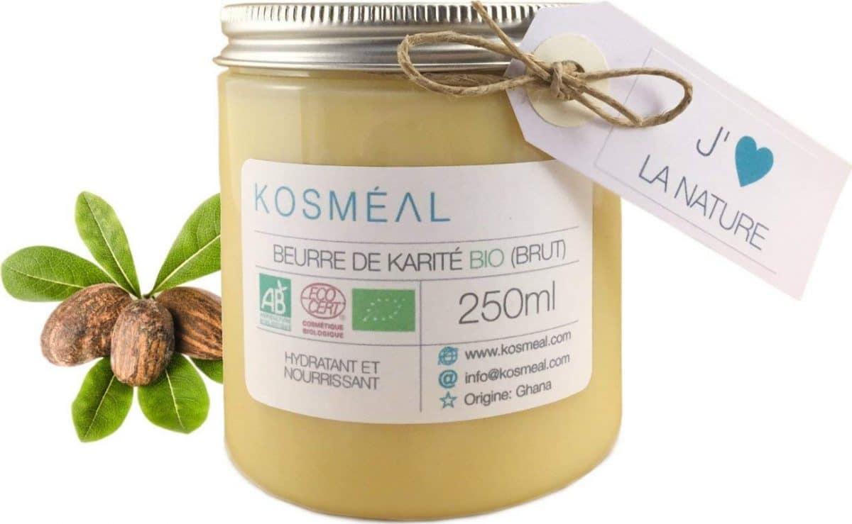 Beurre karité Kosméal