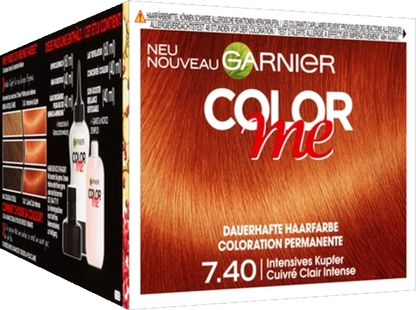 Coloration Garnier Color Me