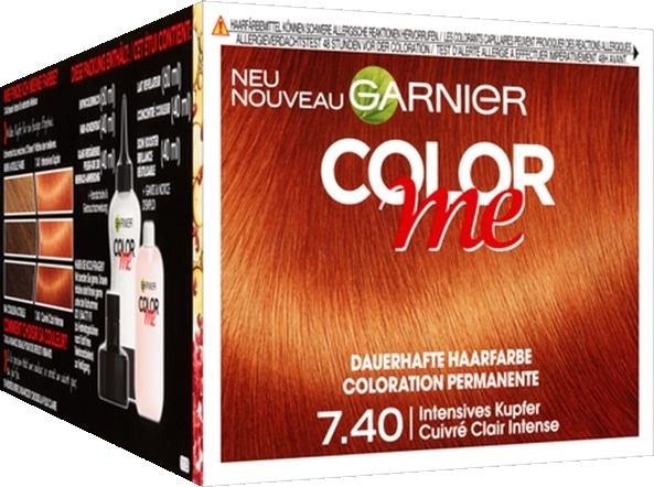 Coloration Garnier Color Me