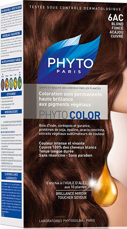Coloration Phyto Color
