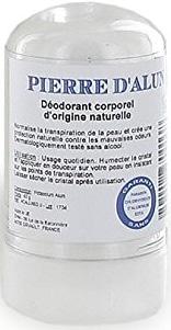 Déodorant homme S&B Pierre d'Alun en stick