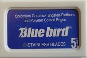 Lames de rasoir Blue Bird