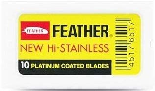 Lames de rasoir Feather