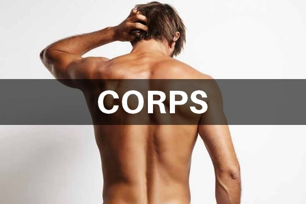 corps homme