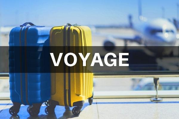 Nos Articles Voyage