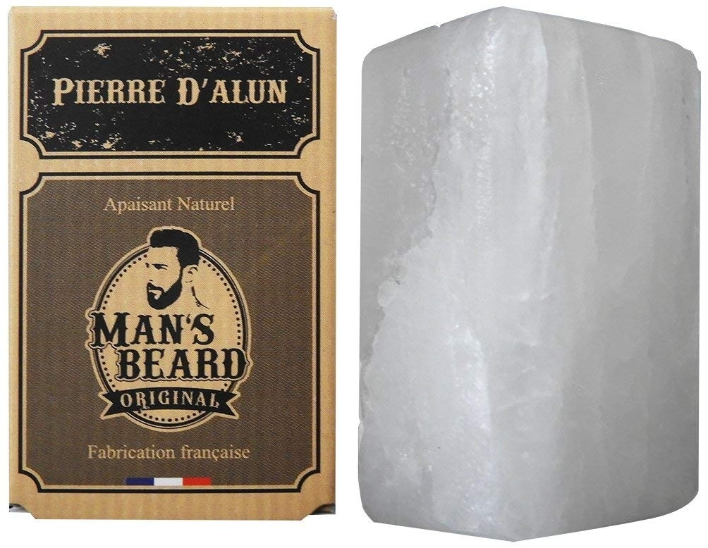 Pierre d'alun Man's Beard