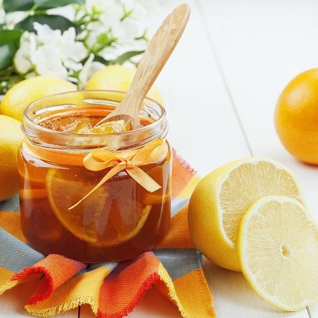 Recette coloration maison miel citron