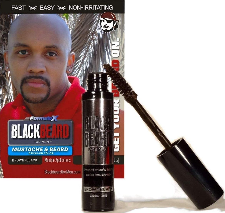 Teinture barbe Blackbeard for Men