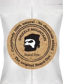 Teinture barbe Grizzly Mountain Beard Dye