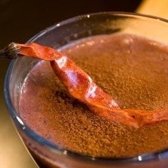 Boisson isotonique maison cacao