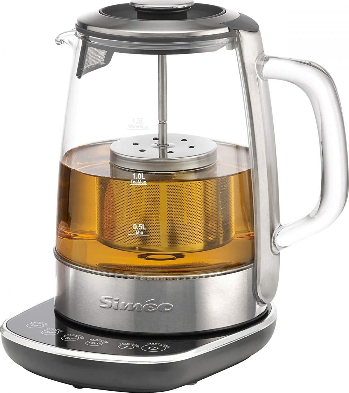 Machine à thé Siméo