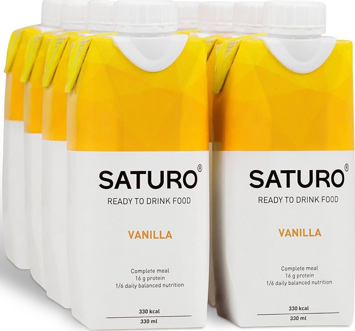 Repas en poudre Saturo