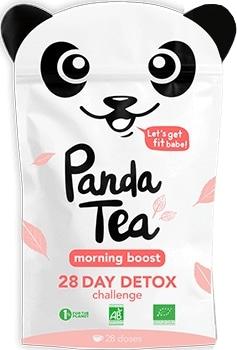 Thé bio Panda Tea
