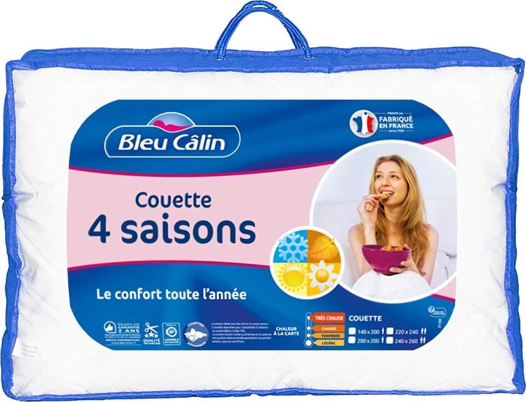 Marque couette Bleu Câlin