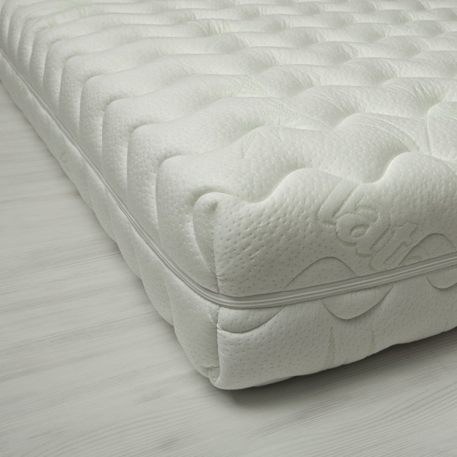 Matelas mal dos latex Pure Latex Wave