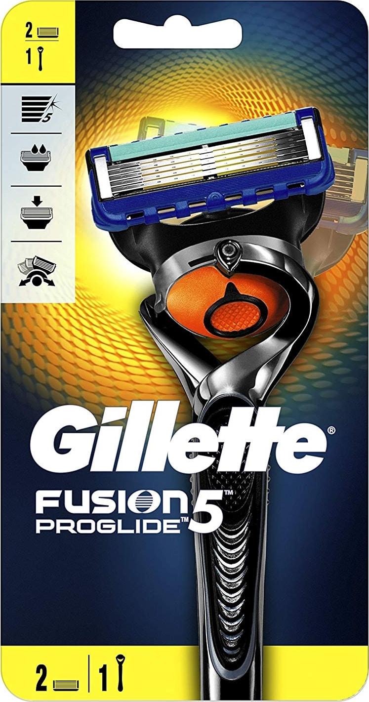 Rasoir crâne Gillette Fusion 5 ProGlide