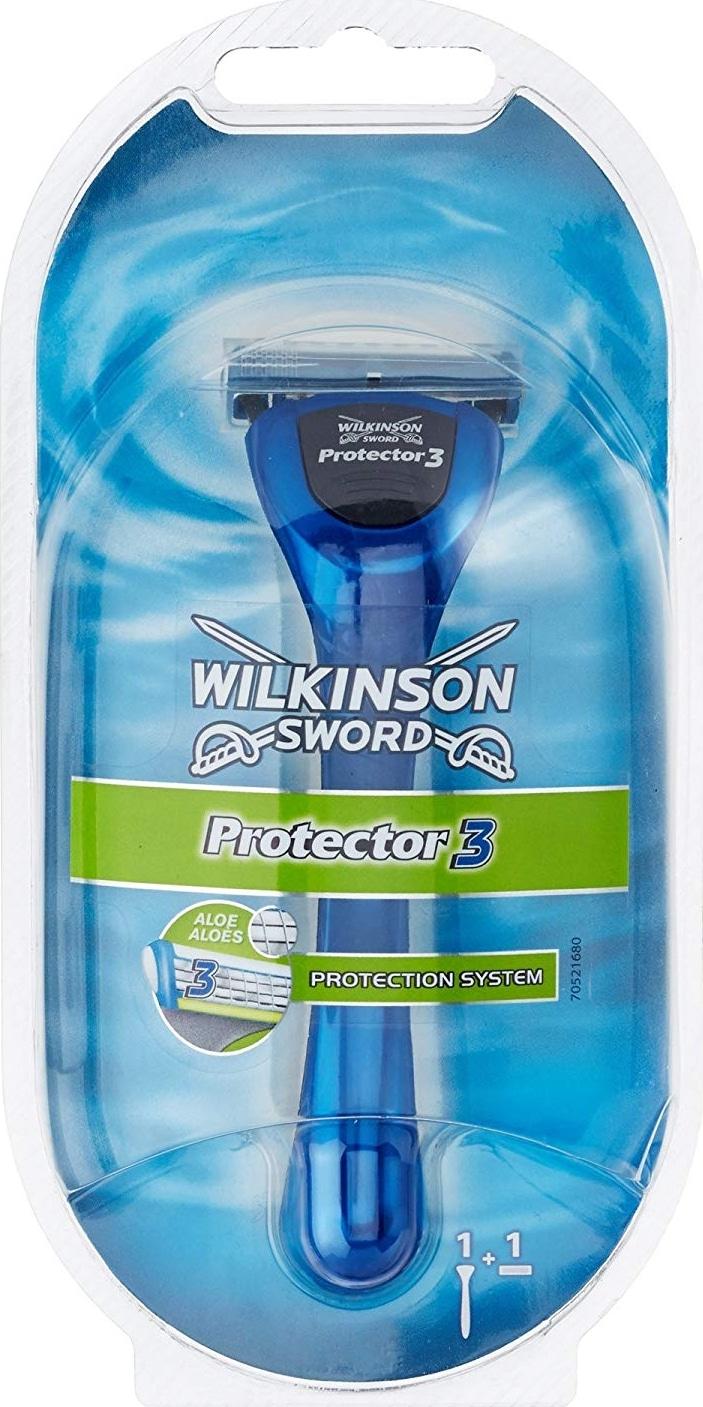Rasoir crâne Wilkinson Protector 3