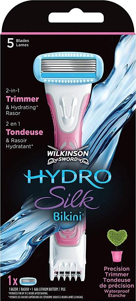 Rasoir manuel femme Wilkinson Hydro Silk Bikini