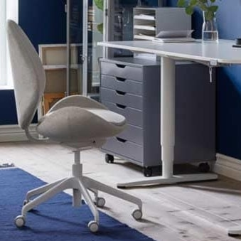 Bonne position assise bureau chaise