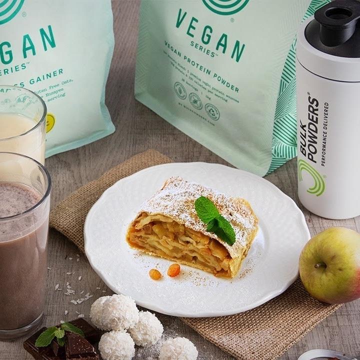 Bulk Powders Vegan Protein Powder avis