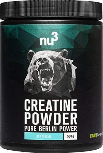 Créatine nu3 Creatine Powder